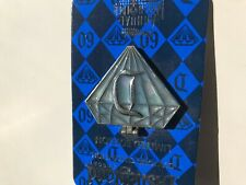 Disney Pin Diamond Celebration Event 60th Annual Passholder Pirates Caribbean