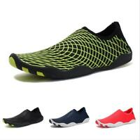 Water Shoes For Mens 2020 Summer Pump Breathable Athletic Boat Sneaker Swimming