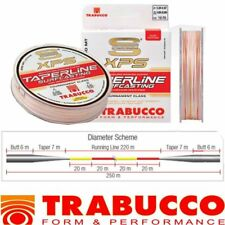 TAPER LINE TRABUCCO S-FORCE XPS SURFCASTING 0.26-0.57