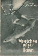 MENSCHEN UNTER HAIEN Filmprogramm IFK Wien 499