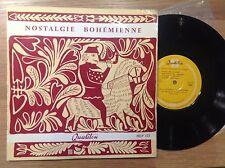 "LP 25 cm-10""  NOSTALGIE BOHEMIENNE- JOLAN BOROS - LASZLO SZALAI- QUALITON HLP121"