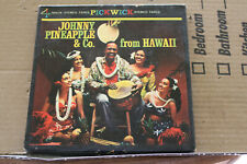 Reel To Reel Tape Johnny Pineapple & Company From Hawaii P4T-404 Rare