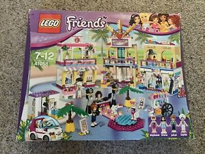 Lego Friends Shopping Mall (41058) Complete Boxed And Retired Set!