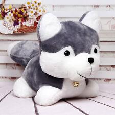 "Kawaii Husky Dog Super Soft Dolls Stuffed Animal Plush Toy Kids Gift 35cm 14"""