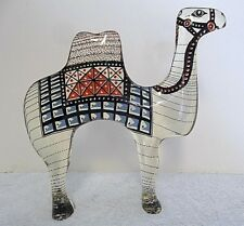 Abraham Palatnik Acrylic Lucite Large Camel Figurine Sculpture Kinetic 2405