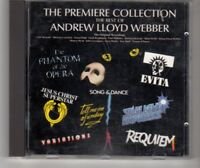 (HM808) The Premiere Collection, Best of Andrew Lloyd Webber - 1988 CD