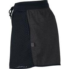 Nike sz L Women's Court Tennis GYM Skort w Mesh Front NEW $90 811932-010 Black