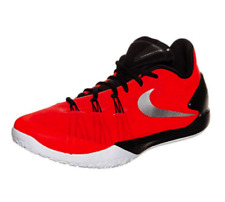 Nike Mens Shoes Hyperchase Basketball Hexagonal Traction Red Green