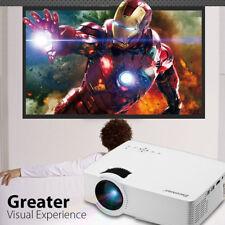 3000 Lumens HD 1080P LCD LED Video Proiettore Projector HDMI USB VGA Multimedia