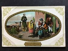 "Vintage Postcard - Other Card - #A5 - ""The Poor"" - Ettlinger - 1909"