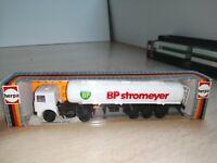 """Herpa - 818203 - MAN 19.281 FS Tanksattelauflieger """"BP"""" in OVP"""