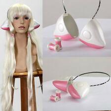 Anmie Chobits Cosplay Head Band And Hair Drops Set Realistic Cartoon Props Gift
