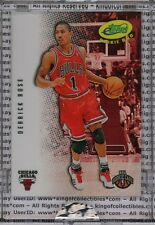 DERRICK ROSE ROOKIE CARD 2008 eTopps #19 Chicago Bulls #/999 IN HAND RRO