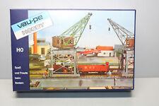 Vaupe 8250 Kit Costruzione Gru a Cavalletto Scala H0 Conf. Orig.