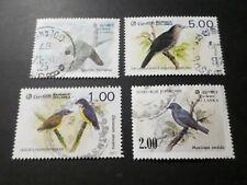Sri Lanka, Lotto Francobolli Tema Uccelli, Birds, Timbrati, VF Stamps