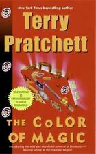 The Color of Magic: A Discworld Novel by Terry Pratchett **New - Free Shipping**