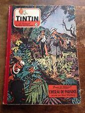 recueil reliure journal tintin france 20 (1954) + tintin actus côte bdm : + 180e