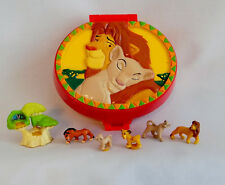 POLLY POCKET Tiny Collection Disney LION KING Playset Figures Character Extras-