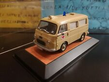 1/43 Fiat 1100 T Croce Rossa Italiana ambulanza ambulance ambulacia DRK CRI CRF