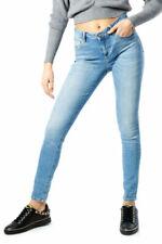 TOP donna DIESEL GRUPEE 0667p SUPER SKINNY Low Stretch Jeans W25 L32 Nuovo con etichetta 906
