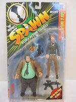 New Todd McFarlane's Spawn Sam & Twitch Deluxe Ultra-Action Figure Series 7