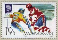 HUNGARY -1994- Winter Olympics in Lillehammer - Men's Ice Hockey - Scott #3420