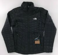 The North Face Women's Thermoball Eco Jacket Black NWT FREE SHIPPING