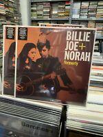 Billie Joe Green Day + Norah Jones LP Foreverly Gedrückt On Orange Ice Cream LP