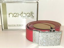 Nexbelt Women's Go-In Golf Belt (Gem Pink)
