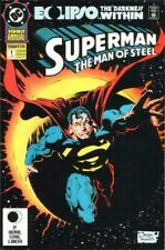 Superman: The Man of Steel Annual #1