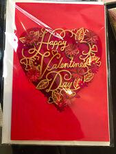 Hallmark Signature 3D Valentine's Day Card