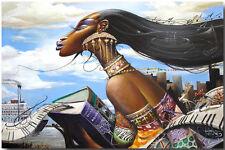 African American Art by Frank Morrison