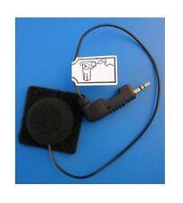 Para cardo Scala Rider Solo & teamset para modelos q1+q3 cable de repuesto micrófono
