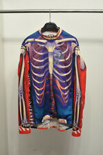 Mens Primal Wear Bone Collector Long Sleeve Cycling Bike Jersey size XL