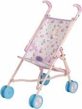 More details for peppa pig doll buggy stroller kids toy pram pushchair toy toddler girl gift