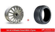 Fabia Dare Summer Wheels with Tyres