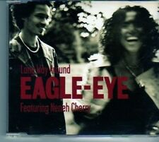 (DM957) Eagle-Eye Featuring Neneh Cherry, Long Way Around - 2000 CD