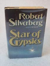 Robert Silverberg  STAR OF GYPSIES  1986 HC/DJ Early BCE