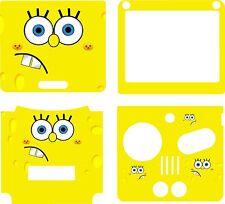 "Gameboy SP ""SPONGE BOB SQUAREPANTS"" Skin Sticker / U.K."