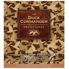 The Duck Commander Devotional Duck Dynasty Book on CD New Sealed