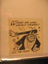 1966 Topps Get Smart TV Show Original Card Art #17