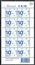 Nikkels V2135d 10 x 10 cent PostNl-logo 2013 copyright 2012 offset cat wrd €10