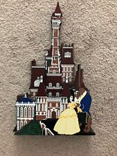 """Shelia's Collectibles """"Beauty and the Beast"""" from Disney's """"Fantasy Castles"""""""
