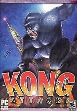 NEW KONG ATTACKS PC Everyone 10+ 3d effects unlimited levels girl rage attack