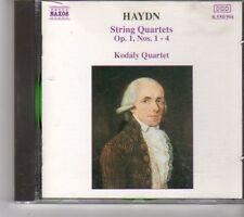 (FH225) Haydn: String Quartets, Vol. 1 - 1991 CD