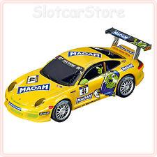 """Carrera GO 61289 Porsche GT3 Cup """"Maoam Racing No.44"""" 1:43 Slotcar Auto GO Plus"""