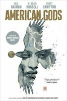 American Gods Volume 1: Shadows (Graphic Novel) by Gaiman, Neil, Russell, P. Cr