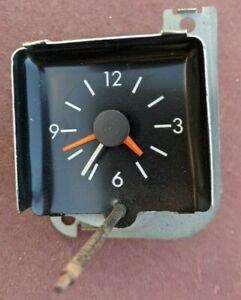 1966 1967 Buick Riviera Clock 66 67