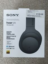 Sony Wireless Noise Cancelling H.ear On Headphones