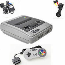 Super Nintendo SNES Konsole PAL B inkl. 1 Original Controller  Super NES TOP